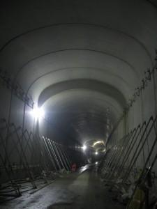 Kehärata tunneli kaarelemendid