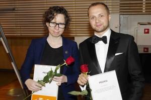 Eneli Liisma ja Sten Hoolma